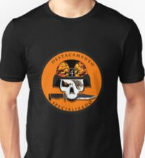 """Detachment 4 Specialized """"The One-eyed Skull""""  T-Shirt"""