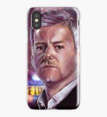 DI Lestrade iPhone Case