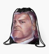 DI Lestrade Drawstring Bag