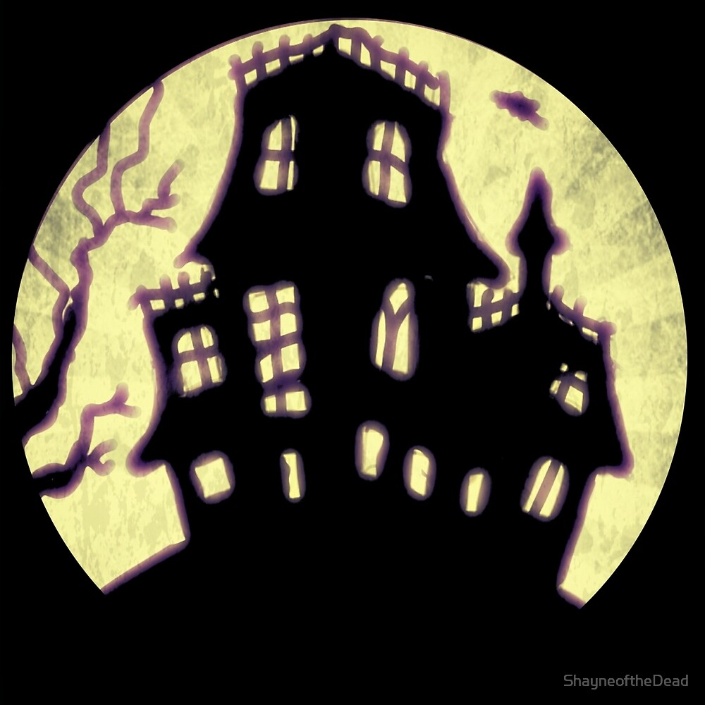 Haunted House by ShayneoftheDead