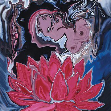 Lotus Love by rabikhan