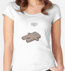 The Happiness Women's Fitted Scoop T-Shirt