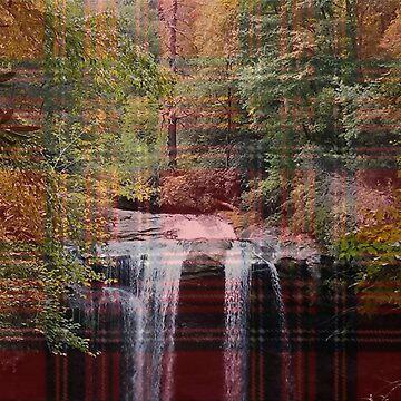 Dry Falls NC by MangoSafari