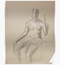 Figure Drawing Poster