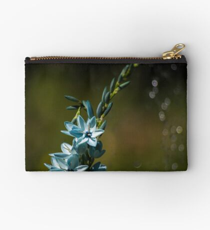Blue Flowers really do Exist! Studio Pouch