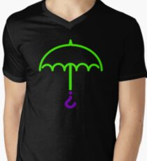Nygmobblepot  Men's V-Neck T-Shirt