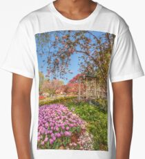 Tulip Time in Bowral Long T-Shirt