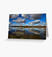 Mannum Greeting Card