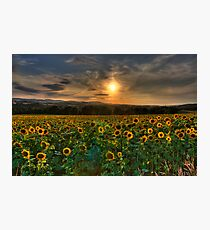 The Big Country Photographic Print