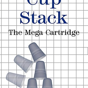 Cup Stack 3D by KinkyKaiju