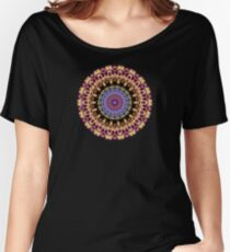 Happi Mandala 31 Women's Relaxed Fit T-Shirt