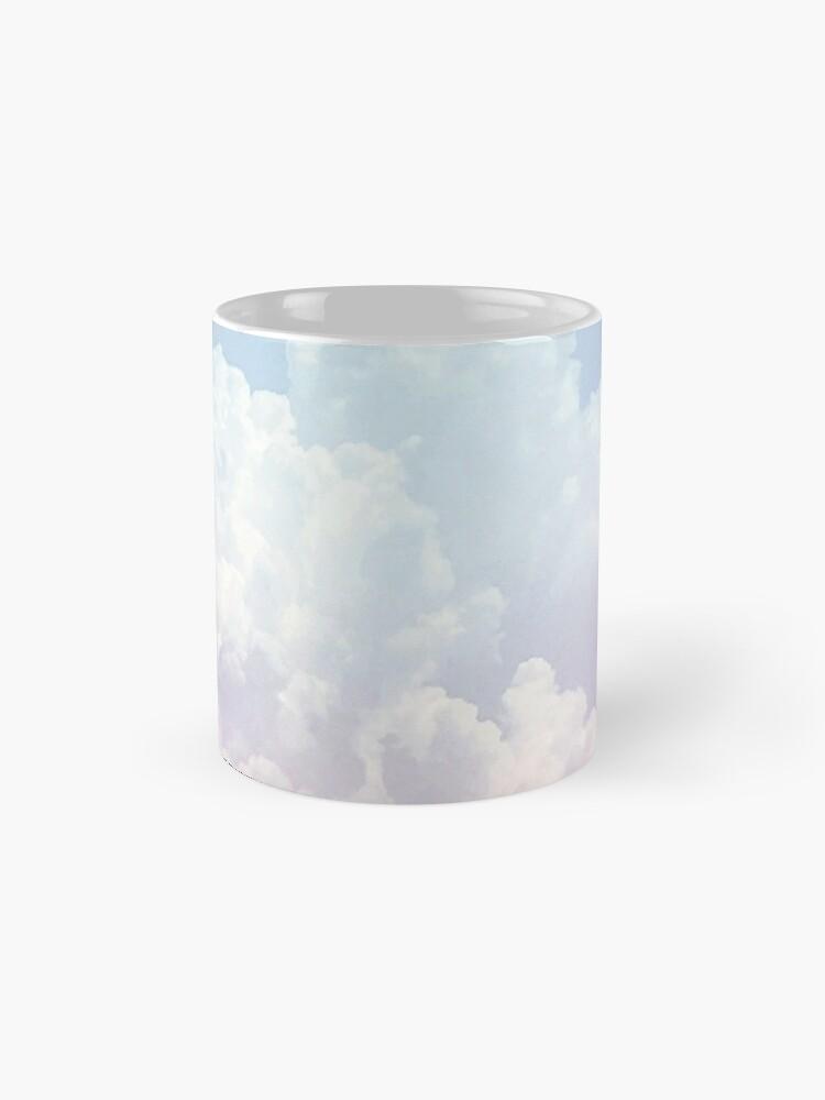 Alternative Ansicht von Dreamy Baumwolle Blue Sky Tassen