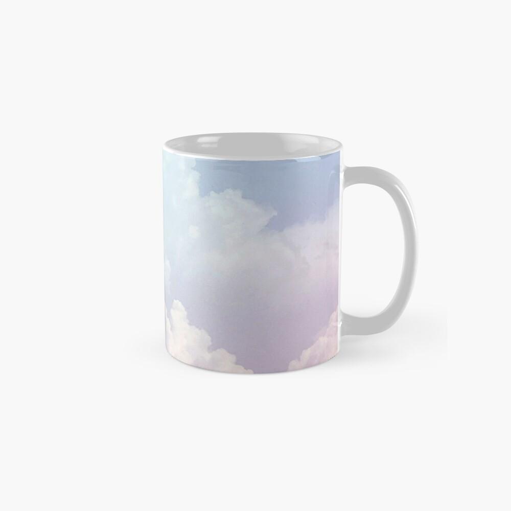 Dreamy Baumwolle Blue Sky Tassen