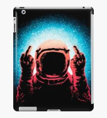 Hello From Space iPad Case/Skin