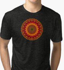 Happi Mandala 33 Tri-blend T-Shirt