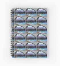 Tranquil Night Ocean Spiral Notebook