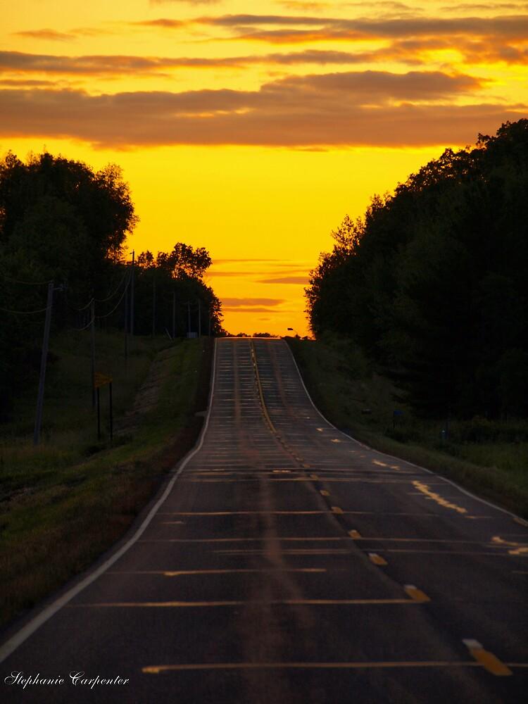 Country Road by babyangel