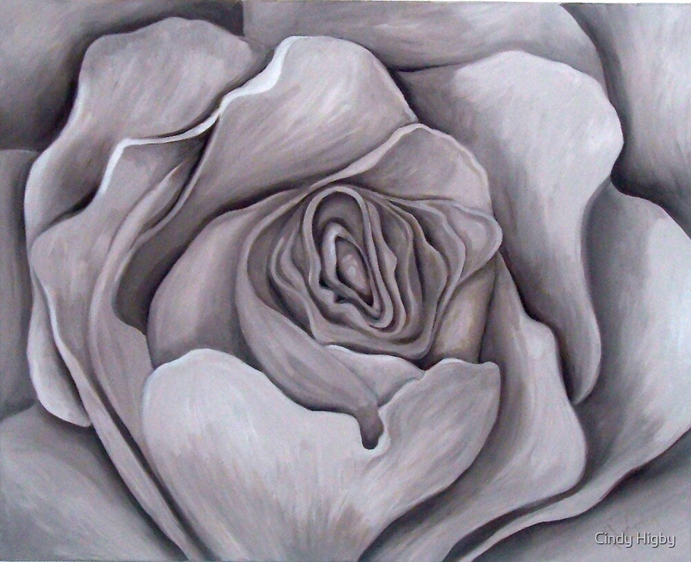 The Rose by Cindy Higby