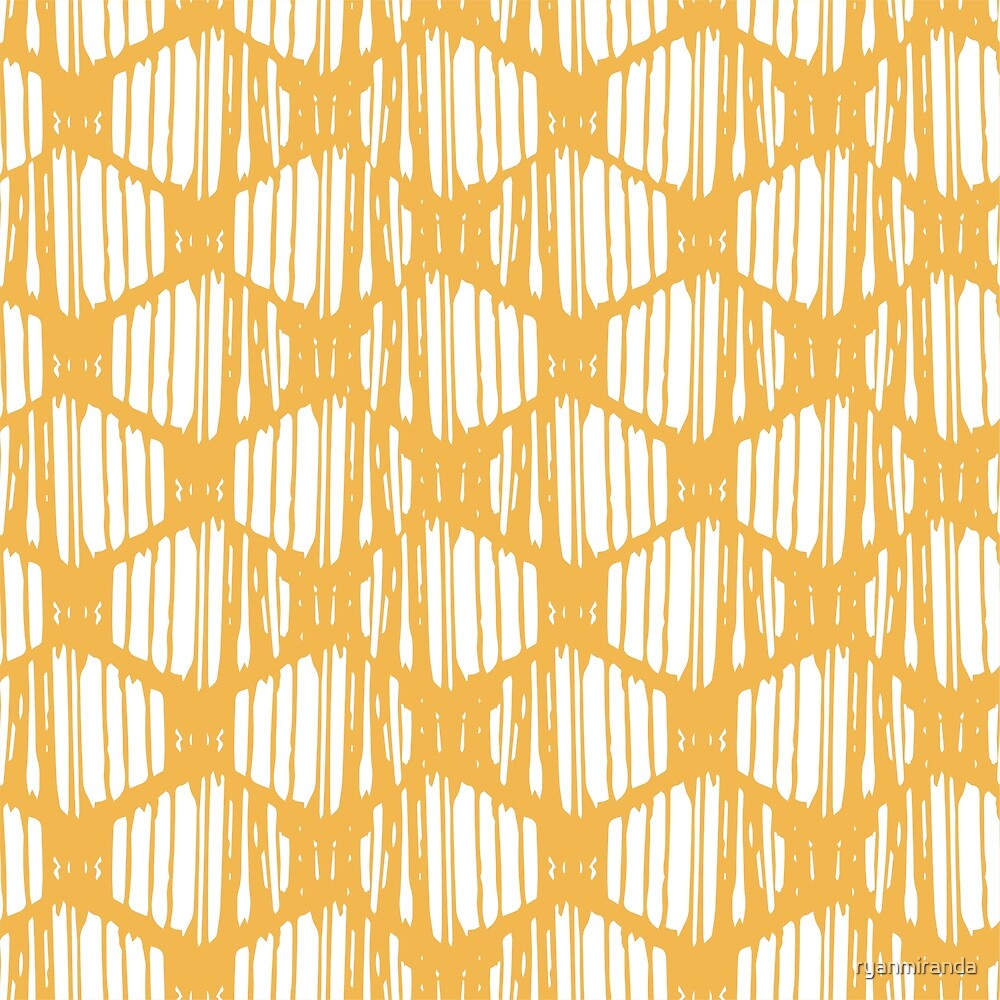 Mustard Basketweave by ryanmiranda
