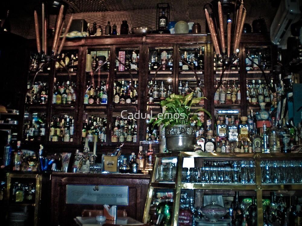 THE bar by Cadu Lemos