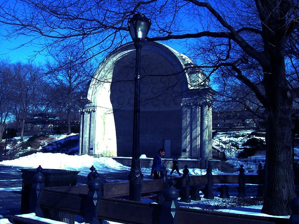 cold dome by romeogigli