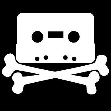 Skull tape by RandyMax