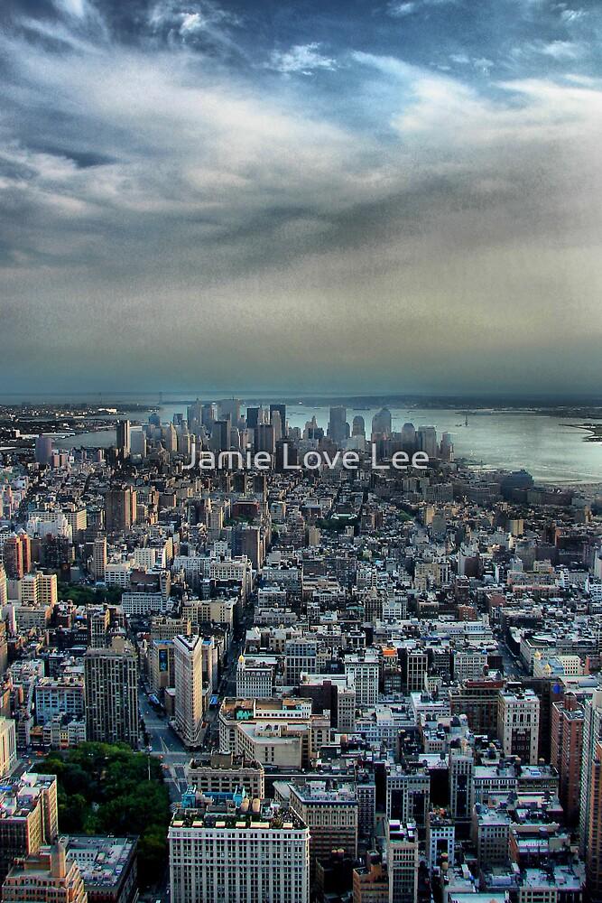 Manhattan by Jamie Lee