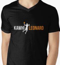 Kawhi Tho T-Shirt mit V-Ausschnitt für Männer