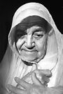 """My Grandmother as """"Mother Teresa"""" by Alexander Isaias"""