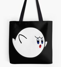 Kirby Boo Tote Bag