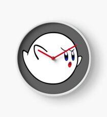 Kirby Boo Uhr