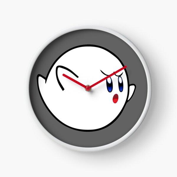 Kirby Boo Clock