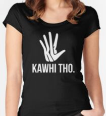 Kawhi Tho Women's Fitted Scoop T-Shirt