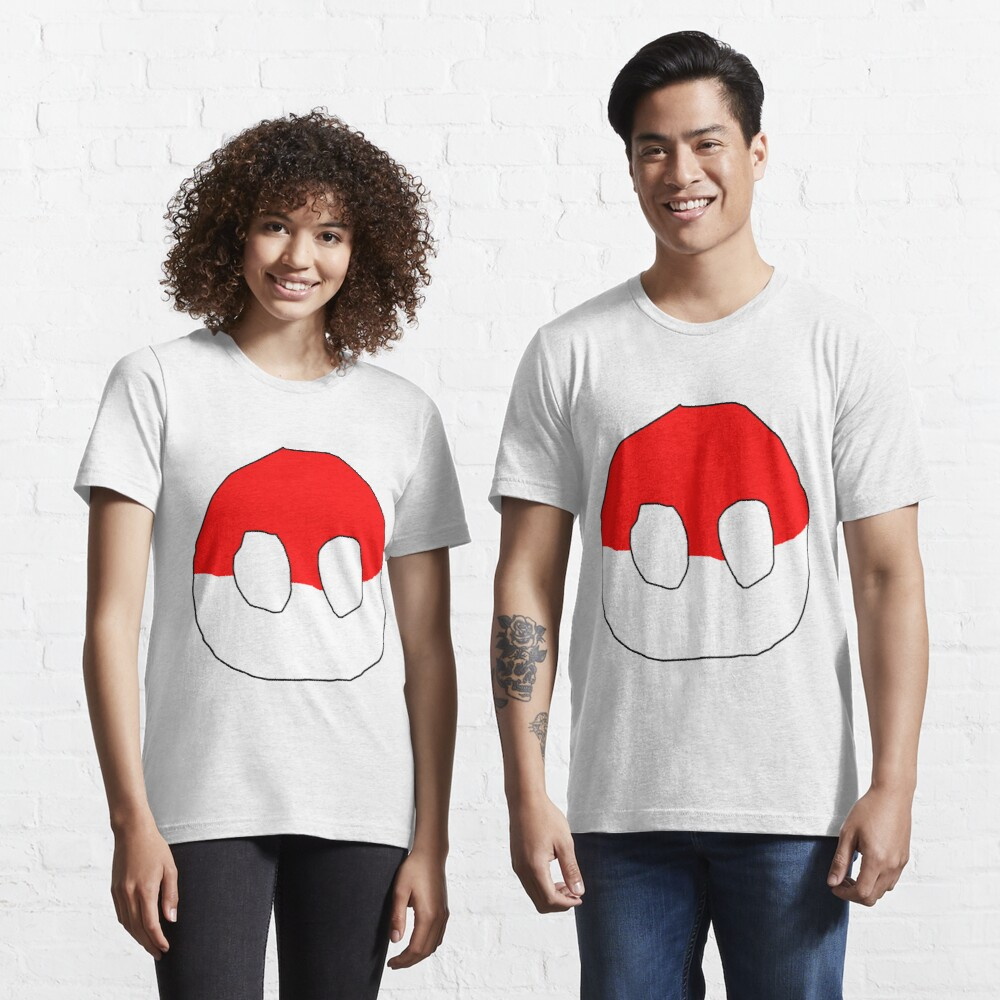 Polandball - Can into space - Countryball Essential T-Shirt