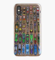 World Race game cars  iPhone Case