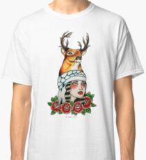 Yaqui Lady Head Classic T-Shirt