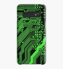 Electric circuit pattern Case/Skin for Samsung Galaxy