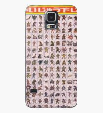 monsterpalooza Case/Skin for Samsung Galaxy