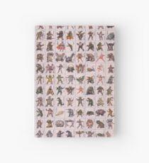 monsterpalooza Hardcover Journal