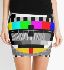 Minifalda Tarjeta de prueba de calibración, película de monitor de TV, geek de video