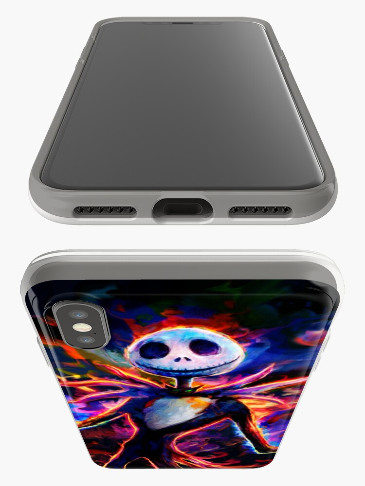 Alternate view of nightmare before christmas iPhone Case & Cover