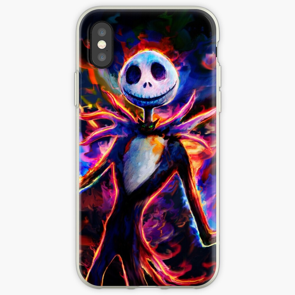 nightmare before christmas iPhone Case & Cover