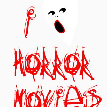 I HEART Horror Movies by MVP1