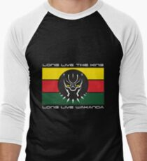 Black Panther Wakanda Flag T-Shirt