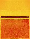 A Rothko Black Line by Albert