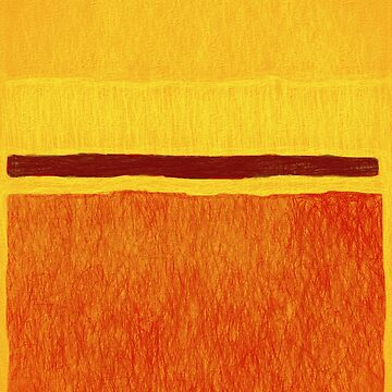 A Rothko Black Line by Albert
