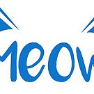 Meow - Blue by catloversaus
