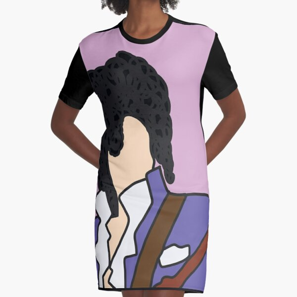 Prince Graphic T-Shirt Dress
