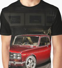 Todd Bulkely's Datsun Coupe Graphic T-Shirt