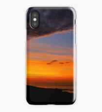 Sunset over the Atlantic - Glencolmcille, Ireland iPhone Case/Skin